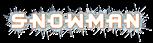 Font Kinex Snowman Logo Preview