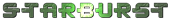 Font Kinex Starburst Logo Preview