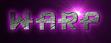 Font Kinex Warp Logo Preview