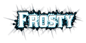 Font Kirsty Frosty Logo Preview
