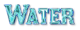 Font Kirsty Water Logo Preview