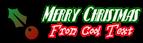 Font Kismet Christmas Symbol Logo Preview