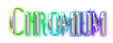 Font Kismet Chromium Logo Preview