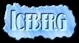 Font Kismet Iceberg Logo Preview