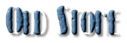 Font Kismet Old Stone Logo Preview