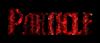 Font Kismet Particle Logo Preview