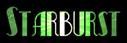 Font Kismet Starburst Logo Preview