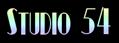 Font Kismet Studio 54 Logo Preview