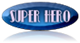 Font Kismet Super Hero Button Logo Preview