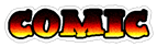 Font Kleptomaniac Comic Logo Preview