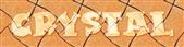 Font Kleptomaniac Crystal Logo Preview