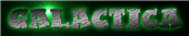 Font Kleptomaniac Galactica Logo Preview
