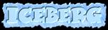 Font Kleptomaniac Iceberg Logo Preview