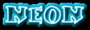 Font Kleptomaniac Neon Logo Preview