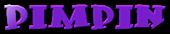 Font Kleptomaniac Pimpin Logo Preview