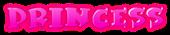 Font Kleptomaniac Princess Logo Preview