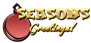 Font Kleptomaniac Seasons Greetings Logo Preview
