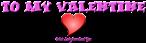 Font Kleptomaniac Valentine Symbol Logo Preview
