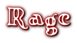 Font Knuffig Rage Logo Preview