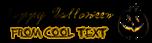 Halloween Symbol Logo Style