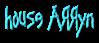 Font Kornucopia House Arryn Logo Preview