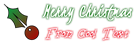 Font Kristi Christmas Symbol Logo Preview