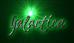 Font Kristi Galactica Logo Preview