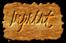 Font Kristi Imprint Logo Preview