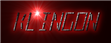 Font LED Real Klingon Logo Preview