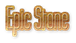Font Labtop Epic Stone Logo Preview