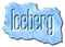 Font Labtop Iceberg Logo Preview