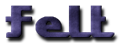 Font LakeshoreDrive Felt Logo Preview