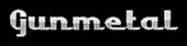 Font LakeshoreDrive Gunmetal Logo Preview