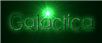 Font Lane Galactica Logo Preview
