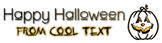 Font Lane Halloween Symbol Logo Preview