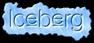 Font Lane Iceberg Logo Preview