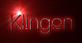 Font Lane Klingon Logo Preview