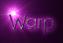 Font Lane Warp Logo Preview