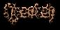Font Lansbury Cheetah Logo Preview