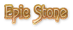 Font Lansbury Epic Stone Logo Preview