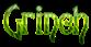 Font Lansbury Grinch Logo Preview