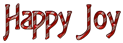 Font Lansbury Happy Joy Logo Preview