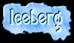 Font Lansbury Iceberg Logo Preview