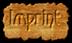 Font Lansbury Imprint Logo Preview