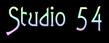 Font Lansbury Studio 54 Logo Preview