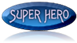 Font Lansbury Super Hero Button Logo Preview