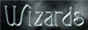 Font Lansbury Wizards Logo Preview