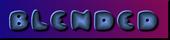 Font Lard Blended Logo Preview