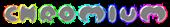 Font Lard Chromium Logo Preview