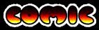 Font Lard Comic Logo Preview